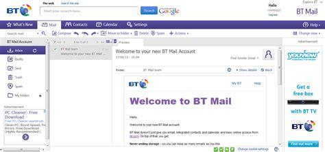 email yahoo bt bt mail is live btcare community forums