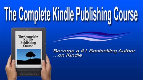bestselling author and kindle on kindle publishing course now live on udemy with 13 000