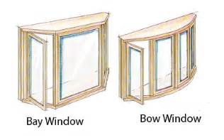 Bow Bay Windows Comparing Bow Windows Vs Bay Windows