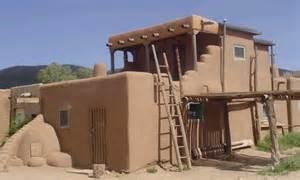 pueblo homes for taos pueblo
