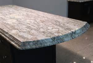 yellow granite ogee edge pictures to pin on