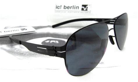 ic berlin sunglasses m0132 black b
