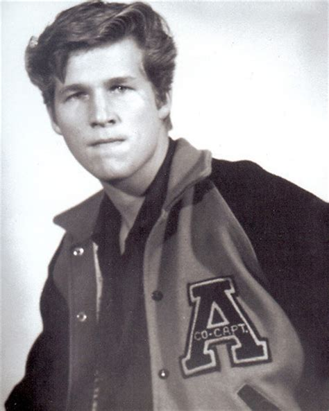 jeff sessions young photos jeff bridges in high school yearbook pic photo huffpost
