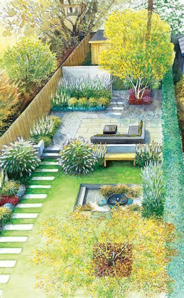 narrow garden ideas the 25 best narrow garden ideas on small