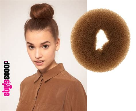 hairstyles for bed wiki how how to wrap hair around donut hairstylegalleries com