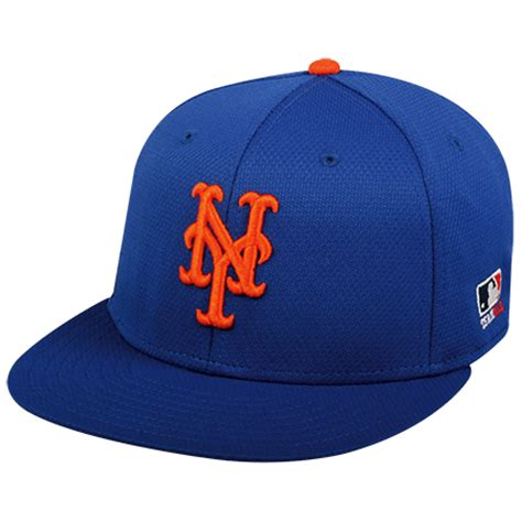 mets flatbill baseball hat team orders customplanet