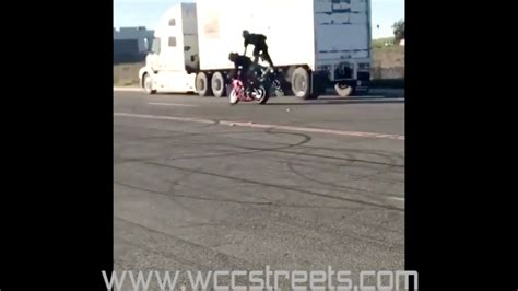 Whos At Fault by Harley S Crash Into Sportbike S Whos At Fault