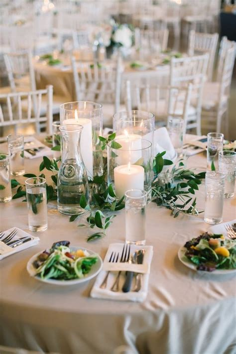 simple centerpieces 25 best ideas about eucalyptus centerpiece on