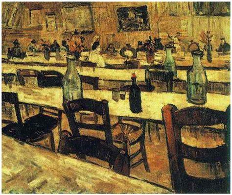interior   restaurant  arles  vincent van gogh