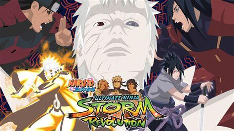 tutorial naruto ninja storm revolution naruto ultimate ninja storm revolution sur steam