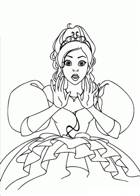 enchanted coloring pages coloringpages1001 com