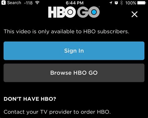 hbo go mobile app solved hbo go activation broken xfinity help and