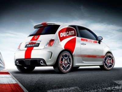 Fiat 500 Abarth Problems Fiat 500 Abarth Motocorsa Ducati Edition Motocorsa