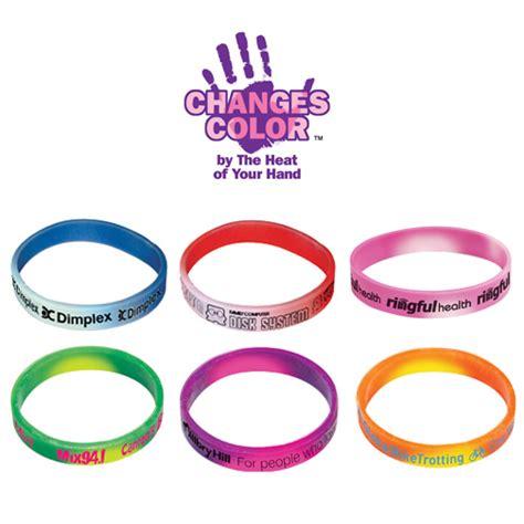 mood bracelet colors color changing mood bracelet custom printed color
