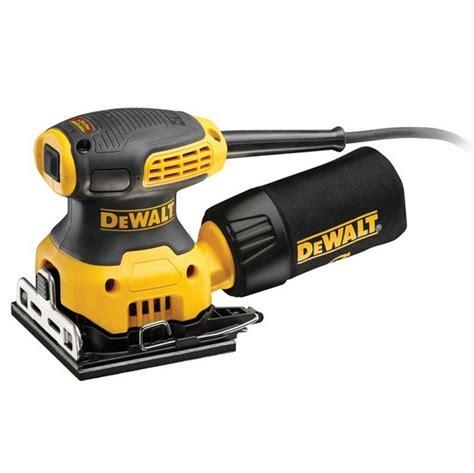 Dewalt Dwe6411 1 4 Sheet Palm Sander 240v Anglia Tool Centre