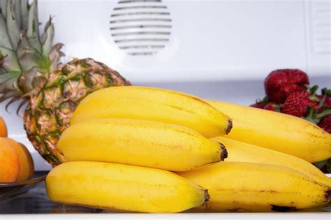 Wie Lagert Bananen bananen im k 252 hlschrank lagern 187 keine gute idee
