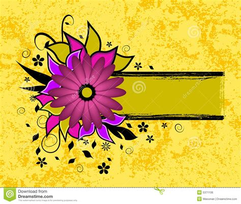 grunge flower frame royalty free stock image image 3187236 grunge flower text frame royalty free stock image image 5371106