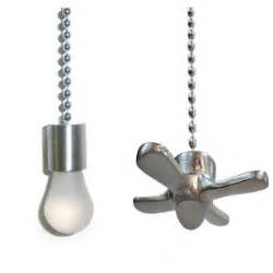 ceiling fan light pull chain light bulb ceiling fan pull chain set ebay