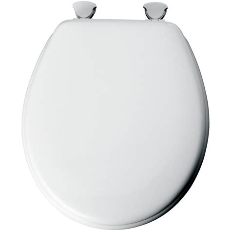 easy clean toilet seat lowes mayfair easy clean and change white wood toilet seat