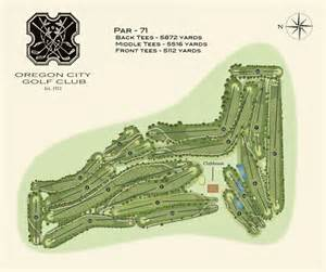 oregon golf courses map pictures to pin on