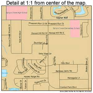 port orange florida map 1258575