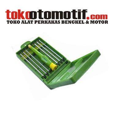 Obeng Set Merk Tekiro kode 01053015301 nama obeng set presisi merk tekiro
