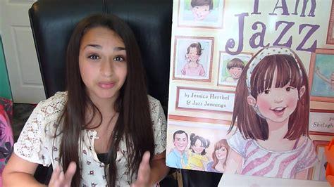 book i am jazz transgender i am jazz book youtube