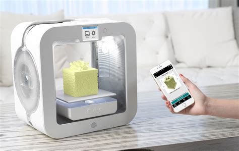cube 3d printer features 3d systems