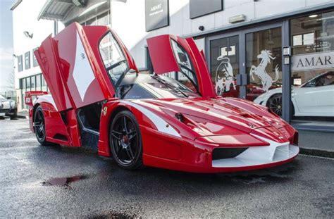 Ferrari 10 Million by The Only Street Legal Ferrari Fxx Evoluzione For Sale For