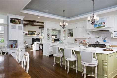 ceiling ideas for kitchen great tray ceiling vs coffered ceiling decorating ideas