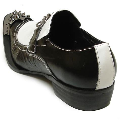 Aureliya Shoes fi 6827 black white fiesso by aurelio garcia aurelio