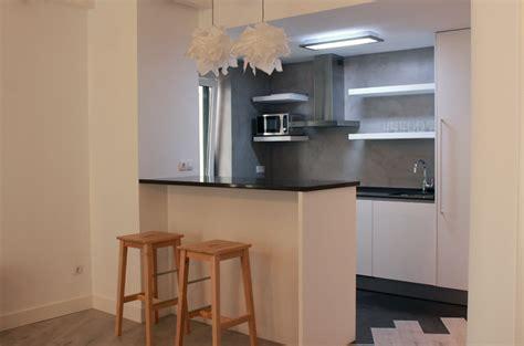 foto barra de cocina  salon de sannicola
