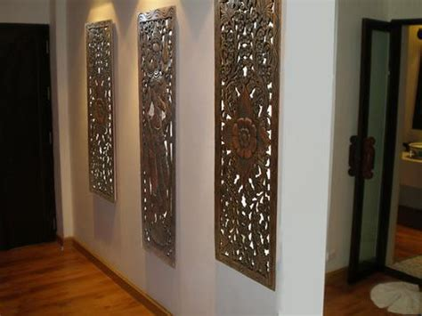 best asian wood carved wall panels unique handmade