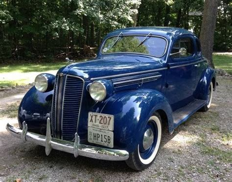 1937 dodge coupe for sale 1937 dodge business coupe for sale 1771263 hemmings