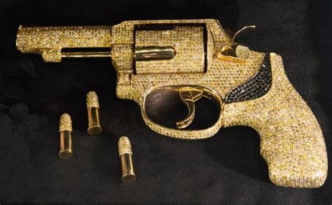 Gold Gun L by Cij International Jewellery Trends Colours Trade News