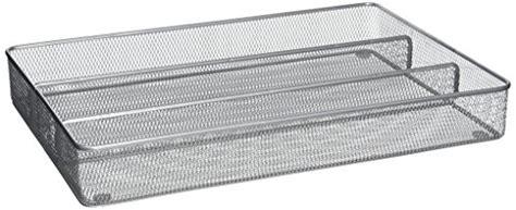 wire mesh kitchen drawer organizers kitchen drawer organizer utensil divider steel mesh 6