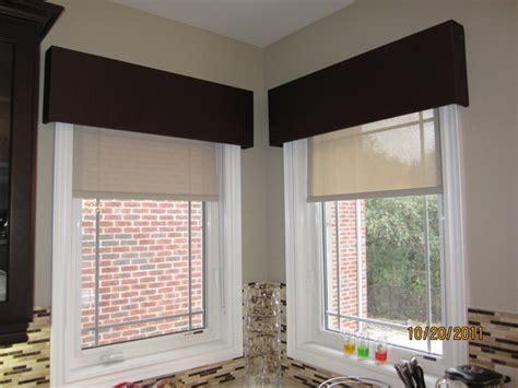 contemporary kitchen blinds roller shades contemporary kitchen toronto by