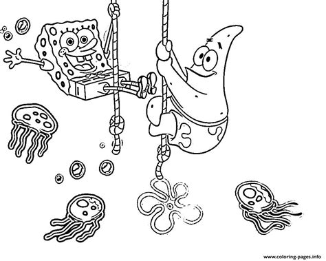 spongebob coloring pages that you can print coloring pages for kids spongebob patrick and