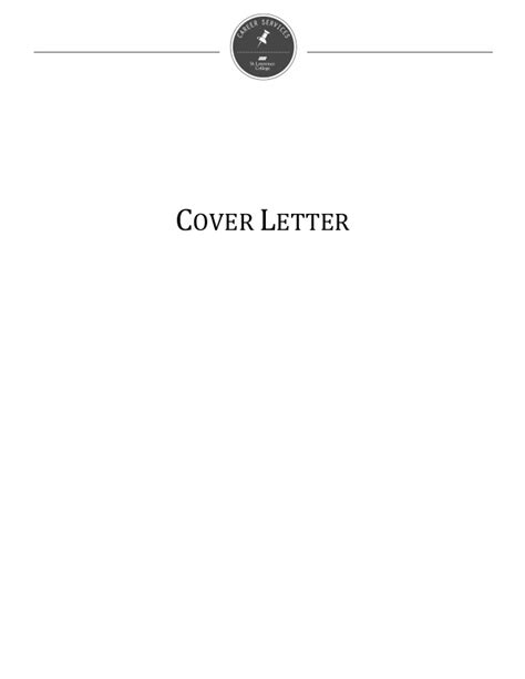 How To Name Your Cover Letter – Cover Letter Without Contact Name   The Letter Sample