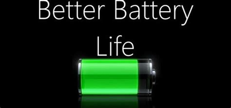 better battery how to calibrate your mobile device for better battery