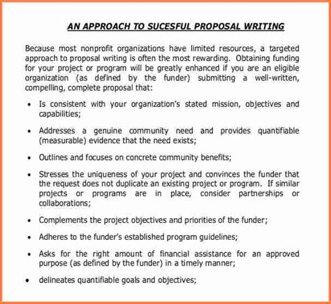 Non Profit Project Template 3 Non Profit Project Template Project