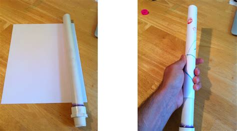 How To Make A Rocket Paper - how to make a paper rocket classroom flight
