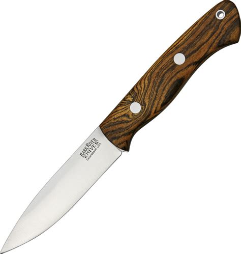 bark river knife ba140wb bark river knife bocote wood
