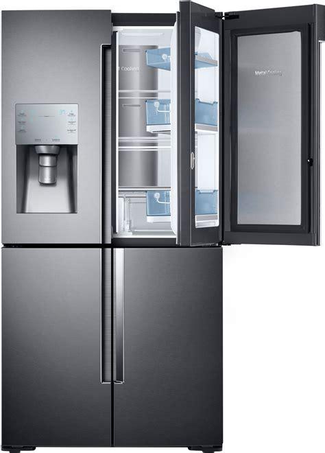 Samsung RF28K9380SG 36 Inch 4 Door French Door