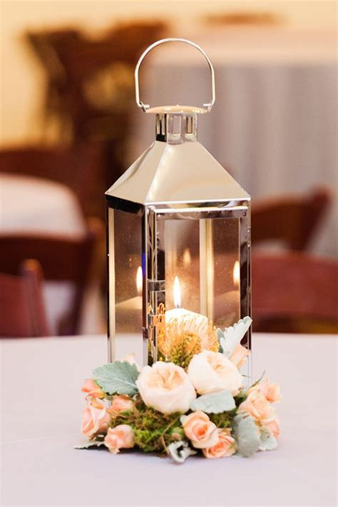 wedding centerpieces with flowers and lanterns 1000 images about lantern centerpieces decor wedding