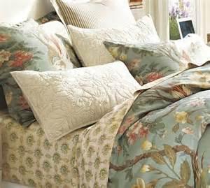 Duvet Covers With Zippers Arianne Organic Duvet Cover Amp Sham From Pottery Barn