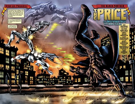 black panther by reginald hudlin the complete collection vol 1 black panther the complete collection page 45 comic graphic novel reviews august 2015 week