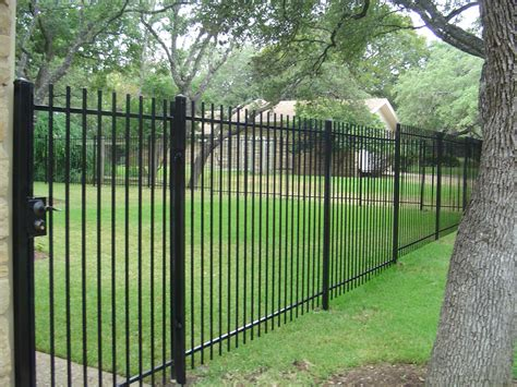 image gallery iron fence