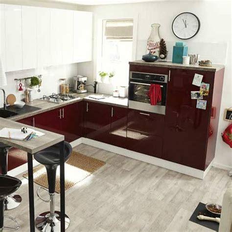 cuisine 駲uip馥 leroy merlin meuble de cuisine cuisine am 233 nag 233 e cuisine 233 quip 233 e en