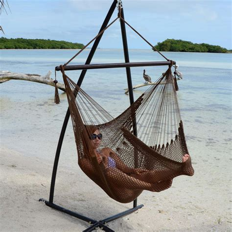 soft swinging videos soft spun polyester caribbean hammock swing